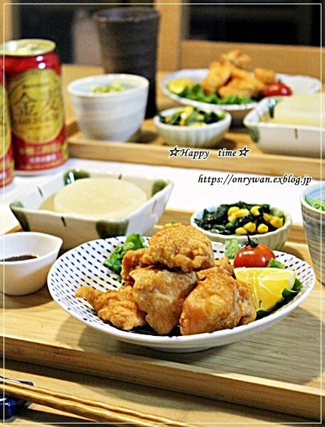 鮭の味噌漬け焼き弁当とおうちごはん♪_f0348032_18082019.jpg