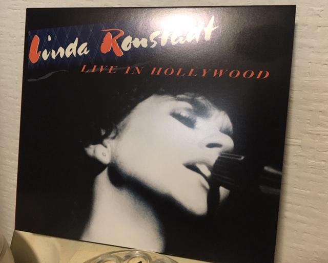 リンダ・ロンシュタットのライヴ・イン・ハリウッドを聴く_e0077638_10472464.jpg