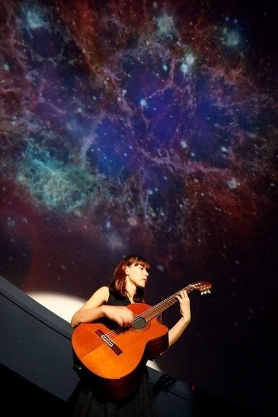 小牧中部公民館プラネタリウムでの演奏ありがとうございました!_f0373339_23475148.jpg