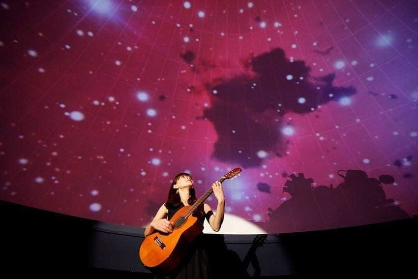 小牧中部公民館プラネタリウムでの演奏ありがとうございました!_f0373339_23475198.jpg