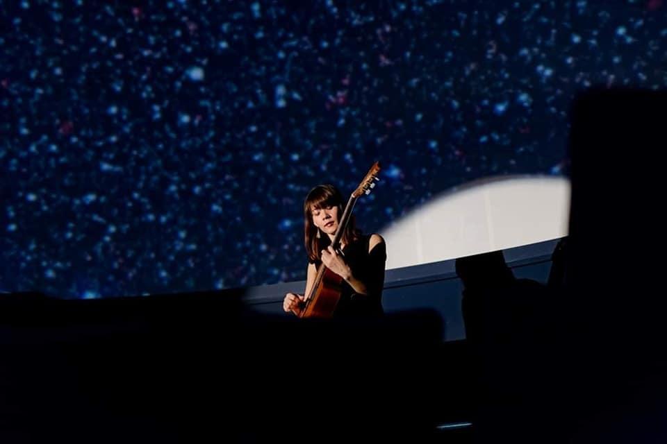 小牧中部公民館プラネタリウムでの演奏ありがとうございました!_f0373339_23480028.jpg