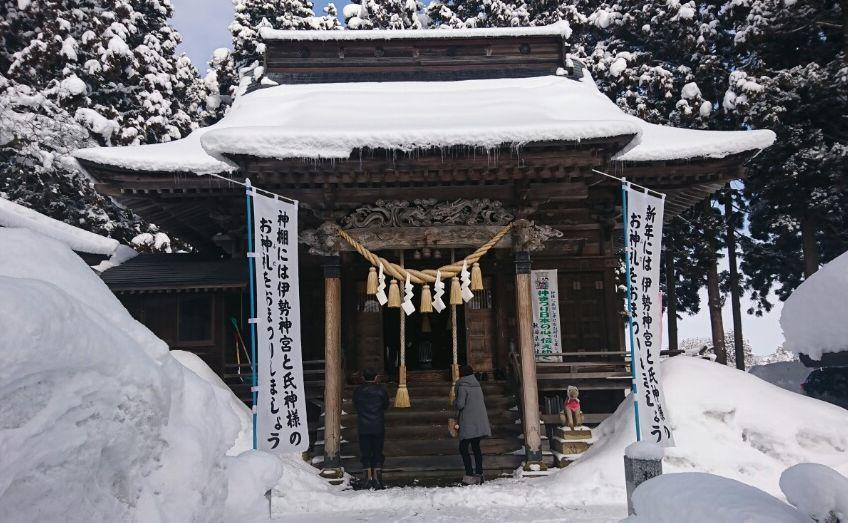 元稲田神社_f0081443_20292785.jpg
