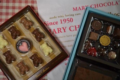 今年も孫娘からチョコをもらって喜ぶが ・・・_b0102572_10545117.jpg