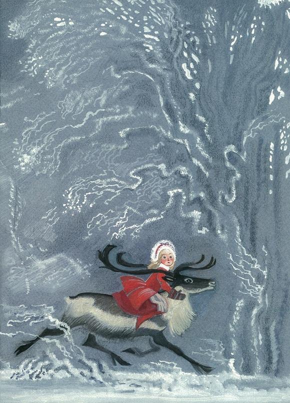 Nika Goltz画の雪の女王_c0084183_9501544.jpg