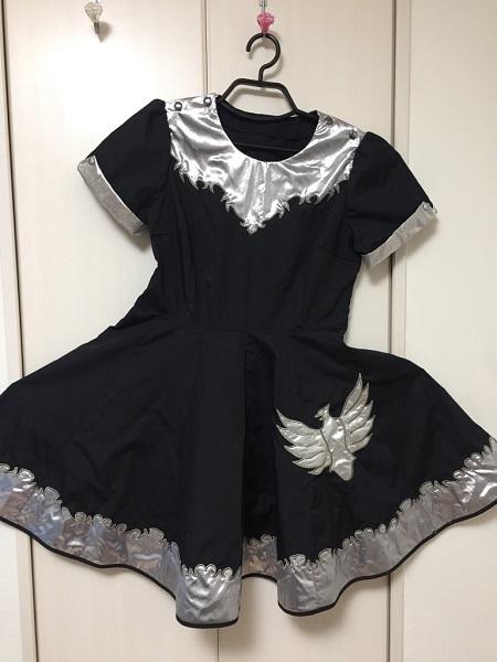 刺繍を使ったドレス♪_a0370893_21215787.jpg