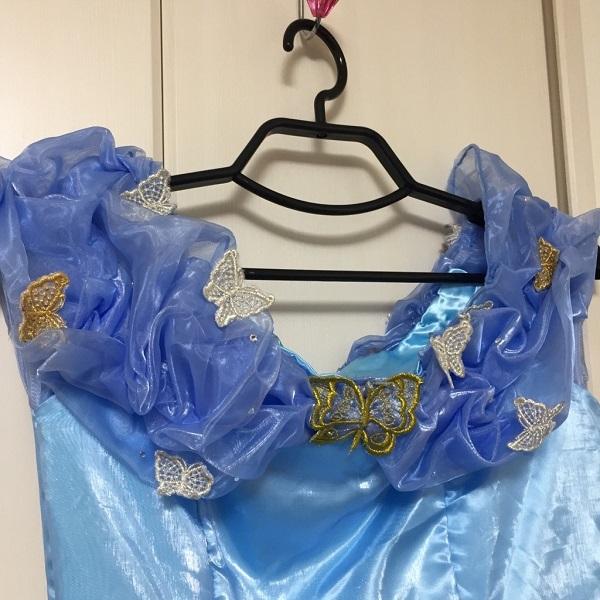刺繍を使ったドレス♪_a0370893_21220588.jpg