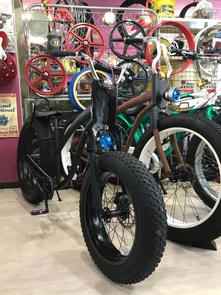 自転車改造展『 派(わかれ)』_b0199097_08400746.jpg