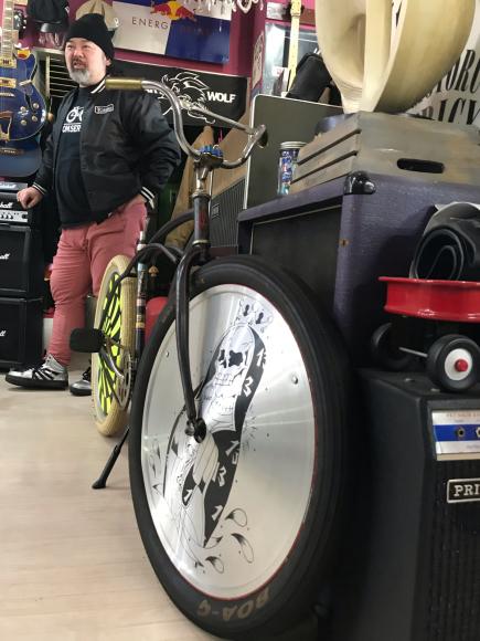 自転車改造展『 派(わかれ)』_b0199097_08400936.jpg