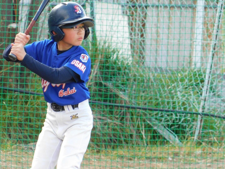 自信を持って野球をすること(小学部)選手紹介⑩O君_f0209300_17074214.jpg