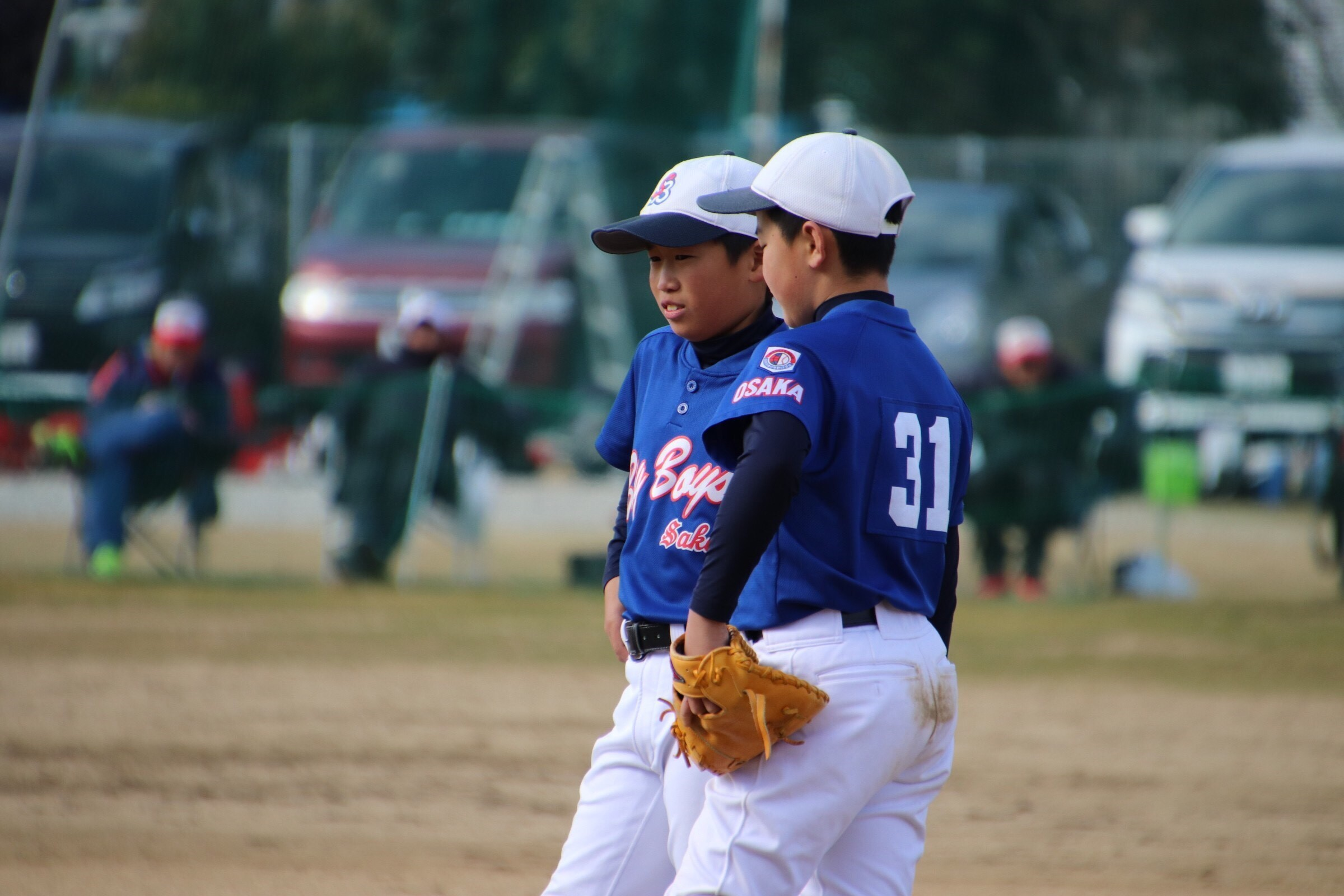自信を持って野球をすること(小学部)選手紹介⑩O君_f0209300_17151806.jpg