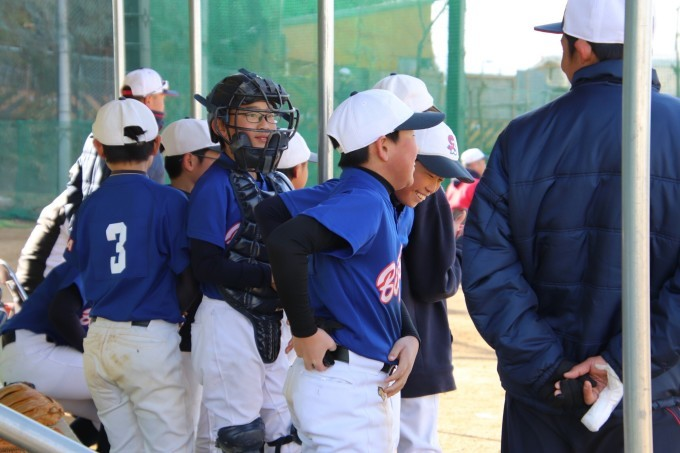 自信を持って野球をすること(小学部)選手紹介⑩O君_f0209300_17161090.jpg