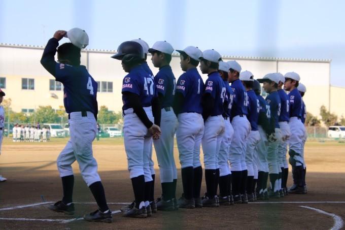 自信を持って野球をすること(小学部)選手紹介⑩O君_f0209300_17523999.jpg