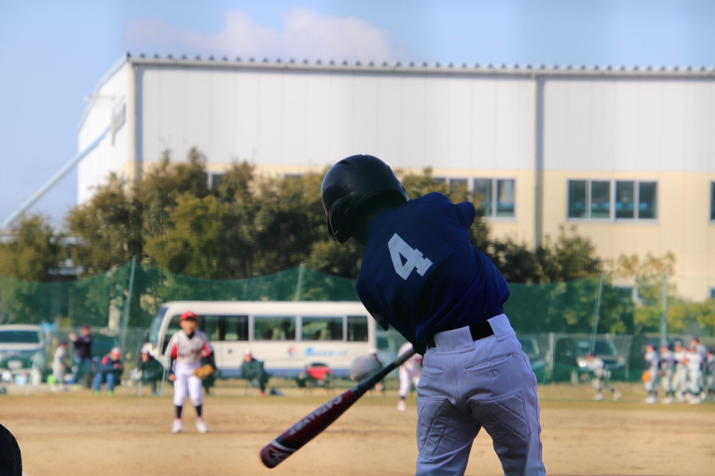 自信を持って野球をすること(小学部)選手紹介⑩O君_f0209300_17533972.jpg