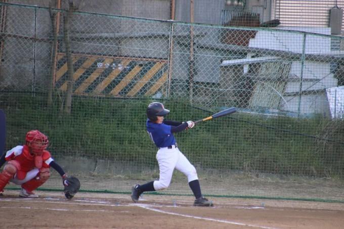 自信を持って野球をすること(小学部)選手紹介⑩O君_f0209300_17541692.jpg