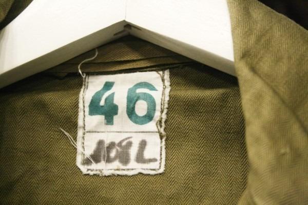 朝飯前☆ 入荷U.S.ARMY40年代WW2リバーシブルスノーパーカー、フランス軍?WW1?WW2?ワックスドジャケット、フランス軍M47ジャケット_f0180307_23394856.jpg