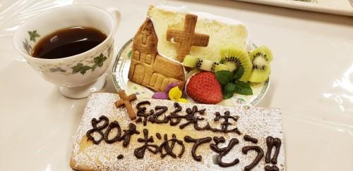 紀子先生!お誕生日おめでとうございます\(^o^)/_d0120628_22433748.jpg