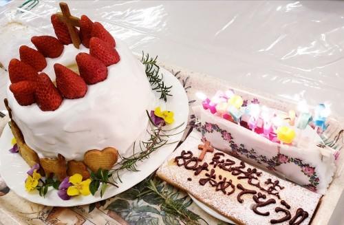 紀子先生!お誕生日おめでとうございます\(^o^)/_d0120628_22444906.jpg
