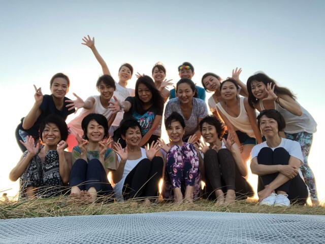 待ちきれず! Beach Mayu Yoga2019 始まります♪_a0267845_09422004.jpg