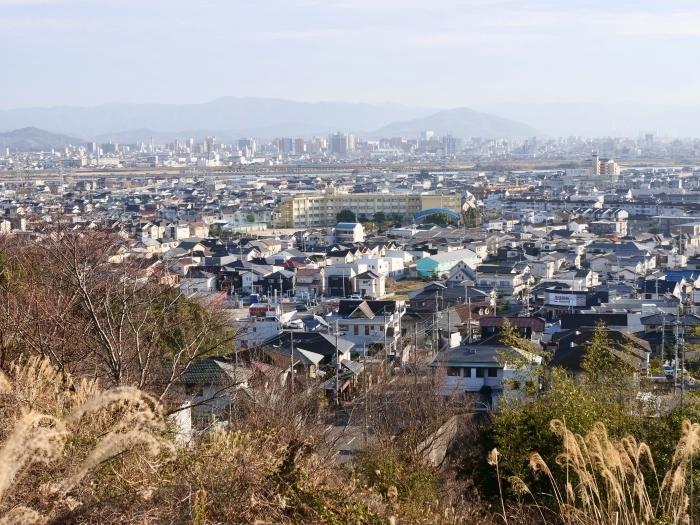 和歌山市六十谷(むそた)西ニュータウンからの風景  2019-02-14 00:00   _b0093754_22471247.jpg