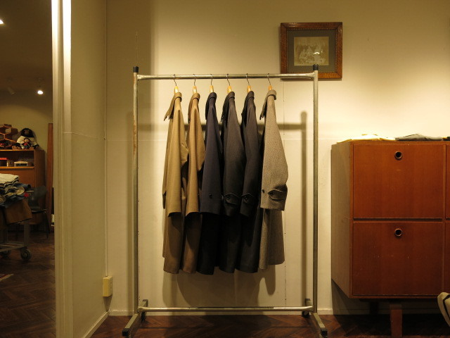 "\""ANATOMICA SINGLE RAGLAN Ⅵ COVERT CLOTH\""ってこんなこと。_c0140560_18254962.jpg"