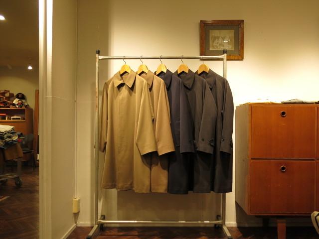 "\""ANATOMICA SINGLE RAGLAN Ⅵ COVERT CLOTH\""ってこんなこと。_c0140560_18255890.jpg"