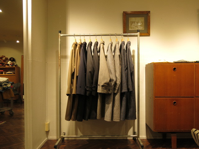 """ANATOMICA SINGLE RAGLAN COAT FAIR\""ってこんなこと。_c0140560_20351789.jpg"