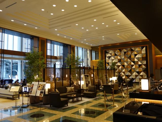 ホテル ザ セレスティン東京芝 (1)_b0405262_1323297.jpg