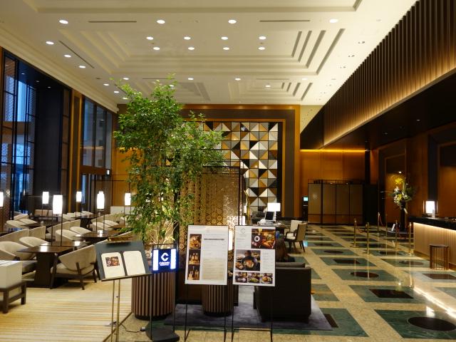 ホテル ザ セレスティン東京芝 (1)_b0405262_13285211.jpg