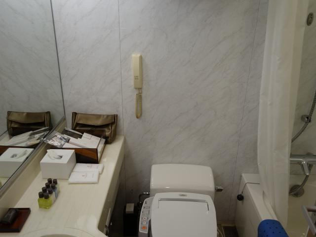 ホテル ザ セレスティン東京芝 (2)_b0405262_21374285.jpg