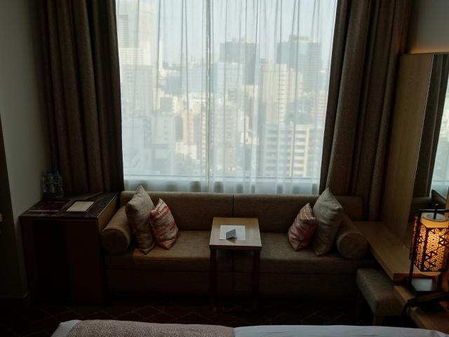 ホテル ザ セレスティン東京芝 (2)_b0405262_21405974.jpg