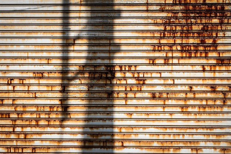 赤錆と戯れる光蜥蜴_d0353489_21430181.jpg