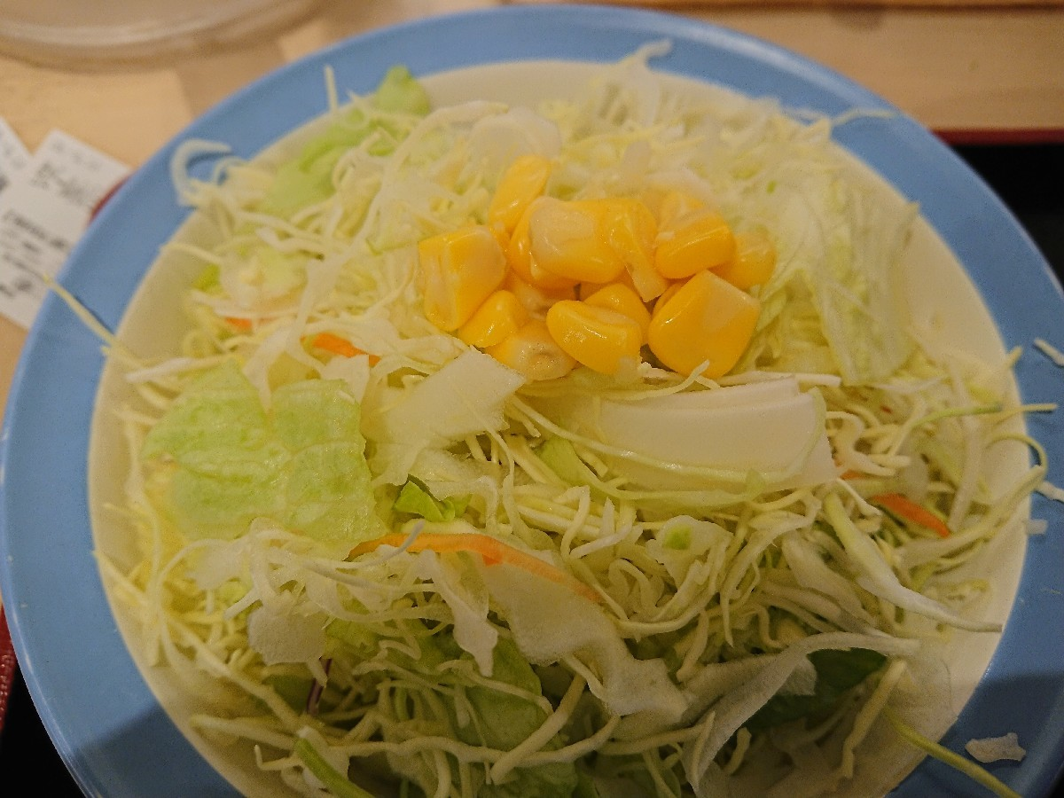 2/12夜勤明け  鶏と玉子の味噌煮込み鍋膳生野菜セットライス大盛無料¥710 & 生ビール ¥180 @ 松屋_b0042308_15023071.jpg