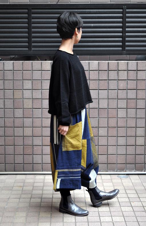 新作ボトム「ダックス」のご紹介 / tamaki niime_d0193211_18501091.jpg