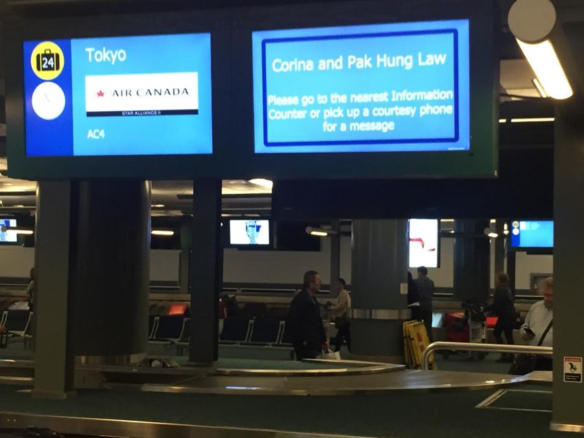 新しくなった バンクーバー空港の国内線乗り継ぎ方法。( 2019年1月現在 )_d0112928_06472205.jpg