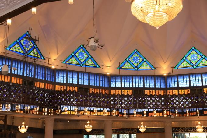 【国立モスク Masjid Negara】マレーシア旅行 - 12 -_f0348831_23050960.jpg