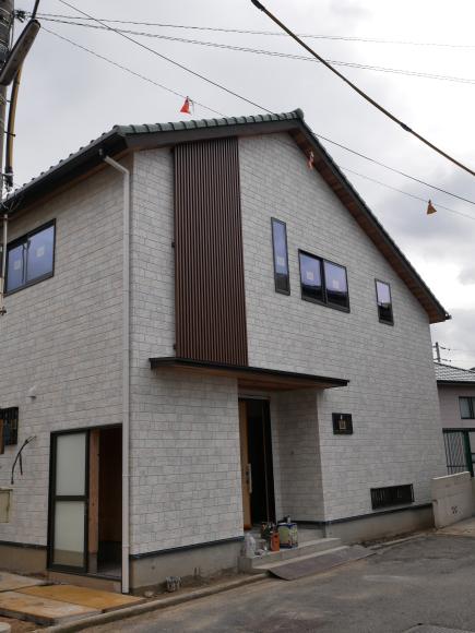松山市 T様邸 新築工事⑪_a0167735_16541781.jpg