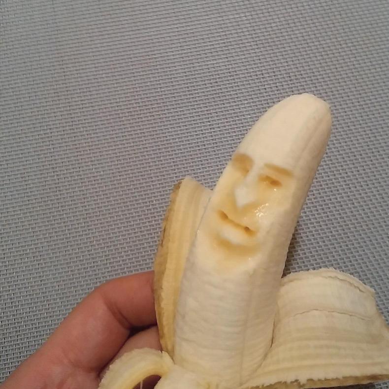 #15分フリーライティング バナナの剥き方_c0060143_19421023.jpg
