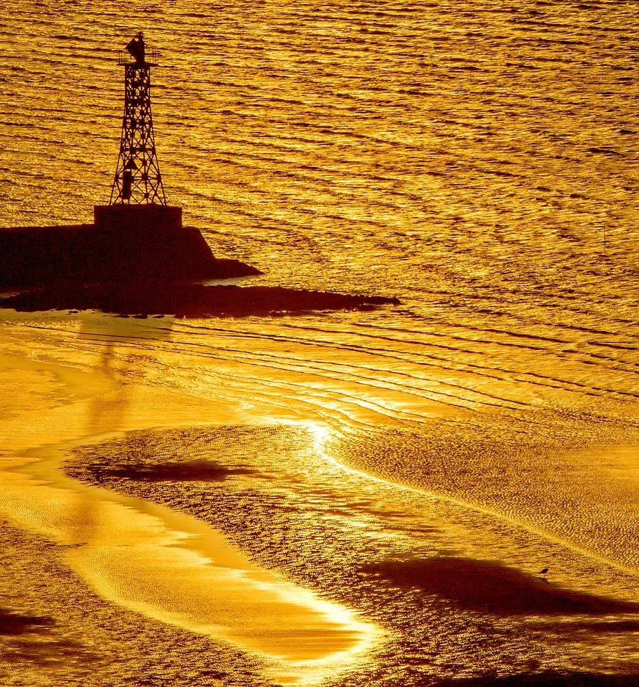 ✔ 干潟の砂模様=熊本県:御輿来海岸_d0238245_22443278.jpg