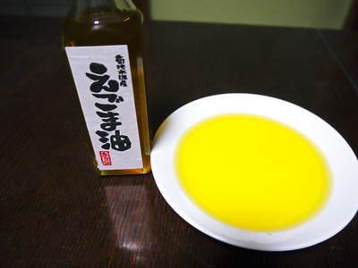 『えごま油』再入荷!本日より販売開始!熊本県菊池市産の無農薬栽培のエゴマです!!_a0254656_17332439.jpg