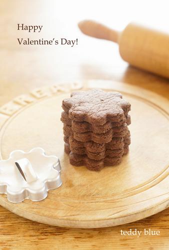Happy Valentine\'s cookies!  ハッピー バレンタインクッキー!_e0253364_11000849.jpg