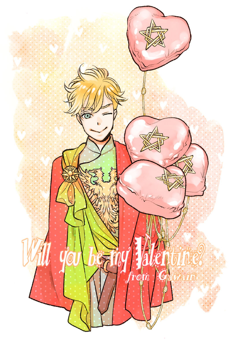 Happy Valentine's Day!_a0342172_22290726.jpg