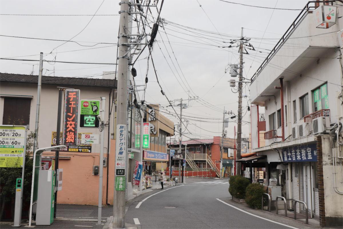 柿生駅南口再開発が始動 駅前に30階建て高層ビル建設へ 着手前の状況_a0332275_02344210.jpg