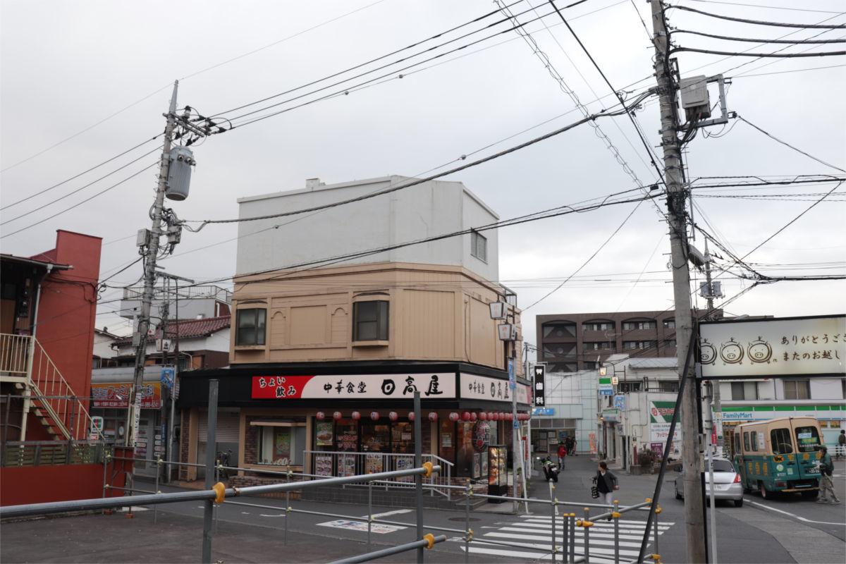 柿生駅南口再開発が始動 駅前に30階建て高層ビル建設へ 着手前の状況_a0332275_02444189.jpg