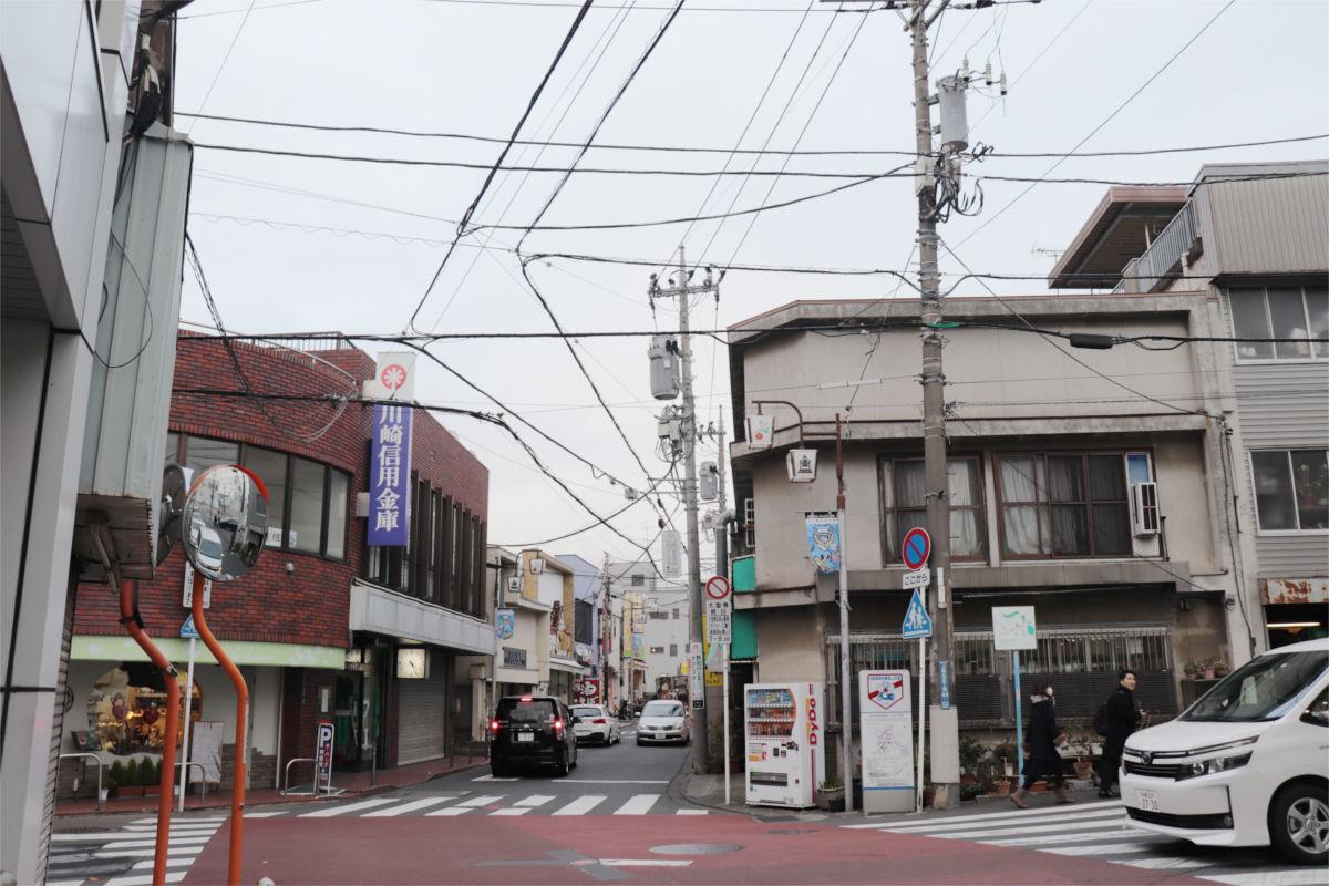 柿生駅南口再開発が始動 駅前に30階建て高層ビル建設へ 着手前の状況_a0332275_02521186.jpg