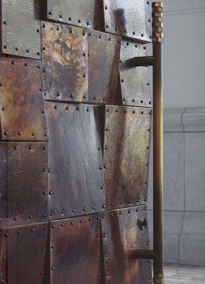 鉄製の扉&壁_d0335577_12063037.jpg