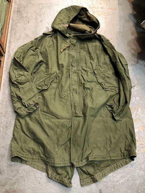 ◇ M-51 Filed PARKA ◇_c0059778_16330323.jpg