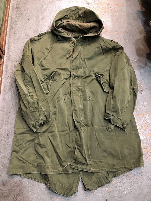 ◇ M-51 Filed PARKA ◇_c0059778_16330354.jpg