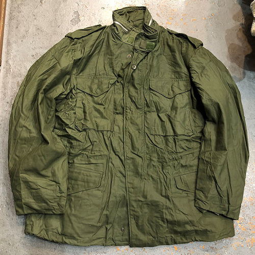 ◇ M-51 Filed PARKA ◇_c0059778_16332534.jpg