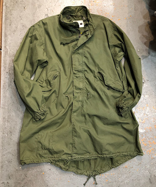 ◇ M-51 Filed PARKA ◇_c0059778_16335245.jpg