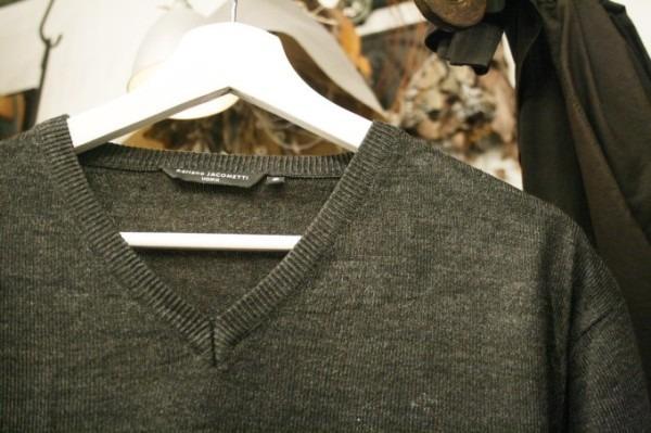 蚤の市打ち上げに交ざったけど、全然打ち上げ感はなかった 入荷メンズセーター うるさいセーターと静かなセーター_f0180307_22242716.jpg